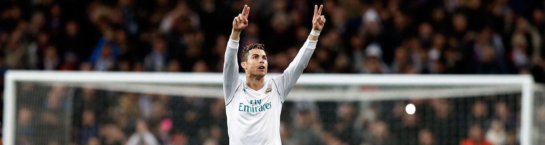 3-1: El Real Madrid saca el gen del campeón aupado por Cristiano Ronaldo