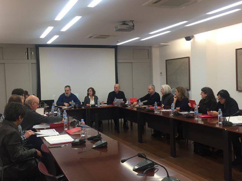 El Consejo Navarro de Cultura aborda los planes de acción para 2018