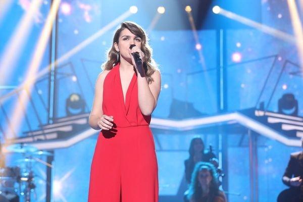El talento conquistó al público: Amaia, la dulce y explosiva ganadora de