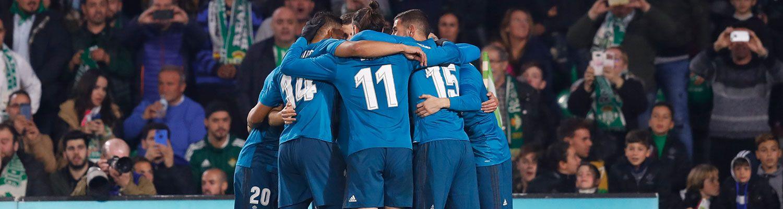 3-5. El Real Madrid traslada a la Liga su buen momento en 'Champions'