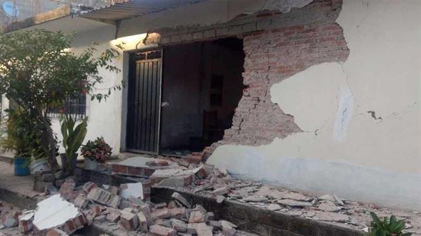 Un terremoto de 7,2 en México y dos muertos al caer un helicóptero