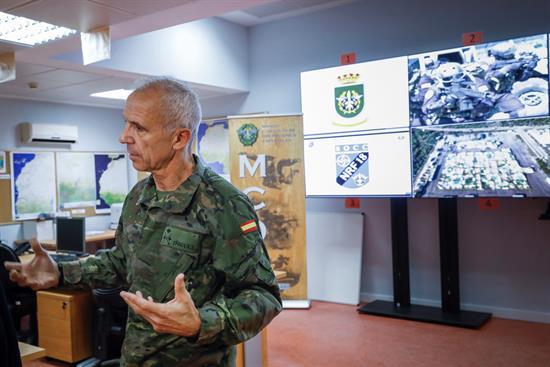 General Íñiguez: Las Operaciones Especiales son imprescindibles en conflictos