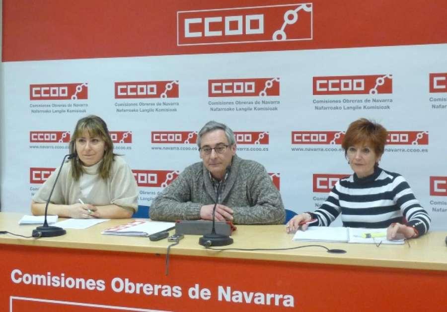 """CCOO denuncia """"caos e improvisación"""" en la gestión de la OPE de Secundaria"""