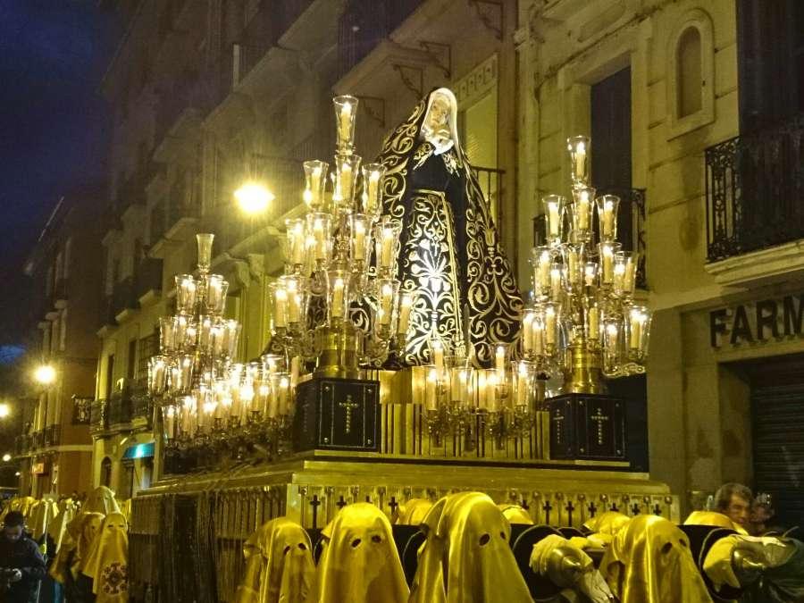 Ayuntamiento de Pamplona y Arzobispado firman un convenio que regulariza por primera vez la cesión de uso de la Dolorosa