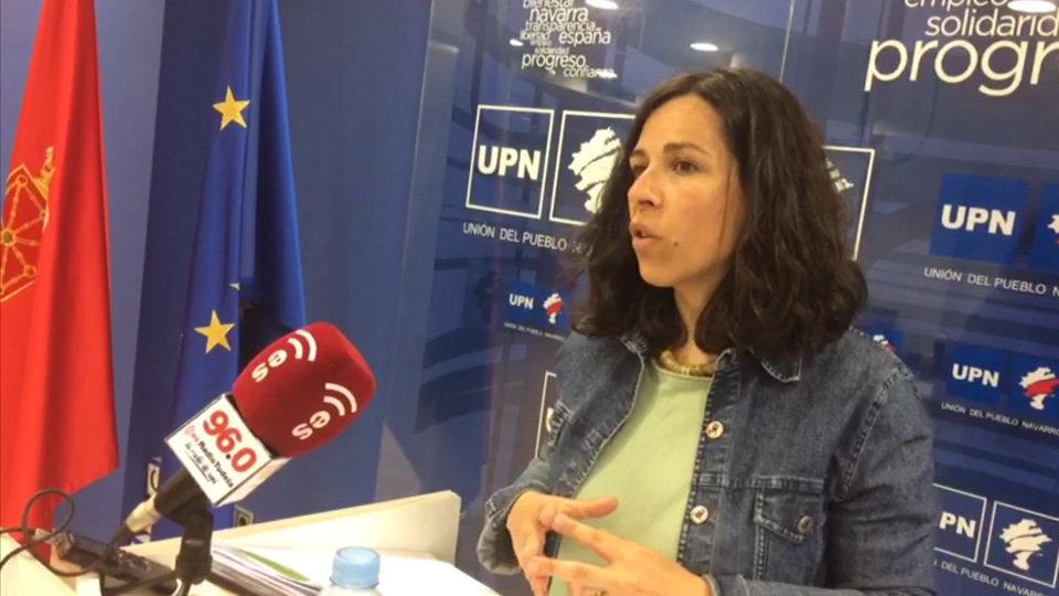 UPN rechaza las palabras del rector de la UPNA sobre el campus de Tudela