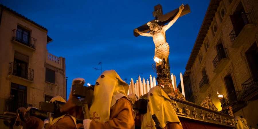 """Aemet prevé temperaturas """"no tan frías"""" en Semana Santa en Navarra"""