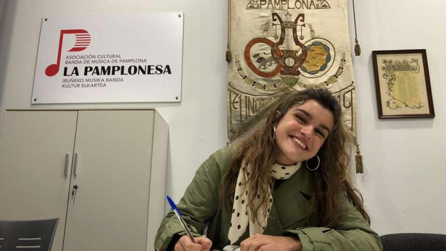 Amaia Romero visita