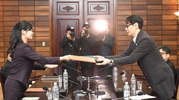 Las dos Coreas celebran el primer diálogo militar de alto nivel desde 2007