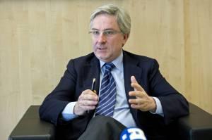 Enrique Goñi comparecerá el primero ante la comisión de investigación de CAN