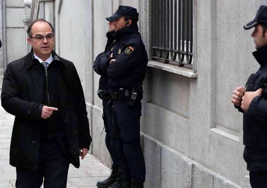La Fiscalía investiga a Turull por ceder su patrimonio a su esposa antes del 1-O
