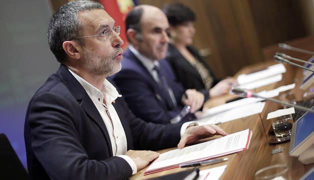 Asuntos aprobados por el Gobierno de Navarra en su sesión de hoy