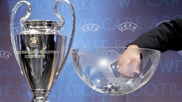 Juventus-Real Madrid, Sevilla-Bayern y Barcelona Roma en cuartos de Champions
