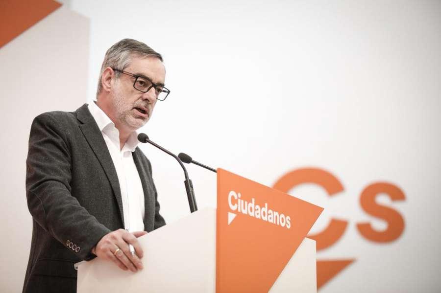 Cs critica a Catalá por palabras sobre juez del voto discrepante de La Manada