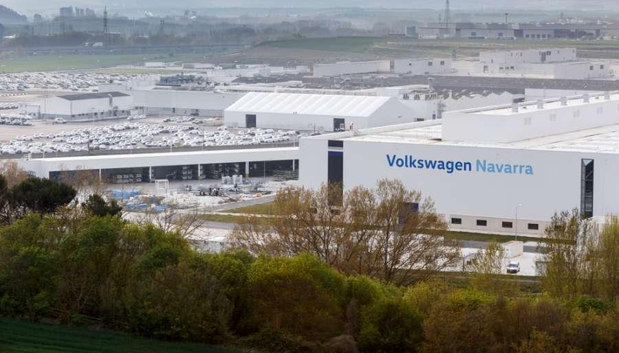 Volkswagen Navarra ve
