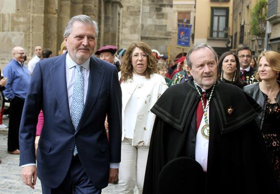 Méndez de Vigo dice que la huerta y las jornadas de la verdura son cultura