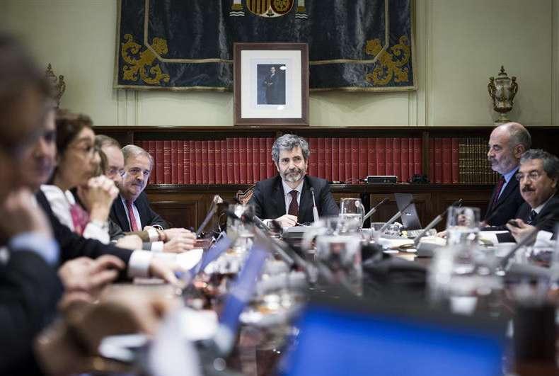 El PP apuesta por encontrar un candidato de consenso para presidir el CGPJ