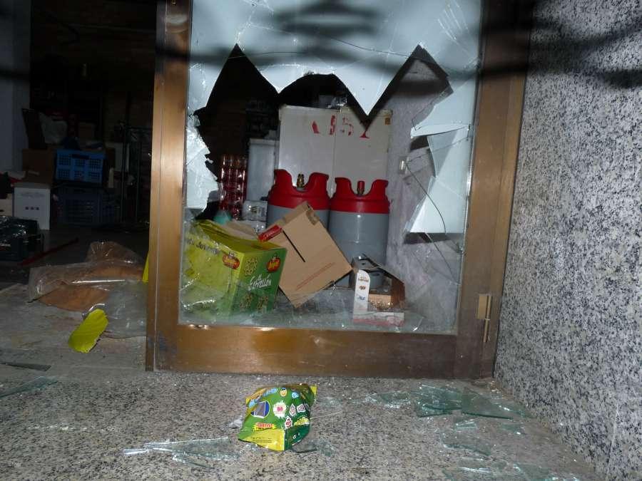 Detenidos antes de ejecutar un robo en el interior de un local de hostelería en la Chantrea