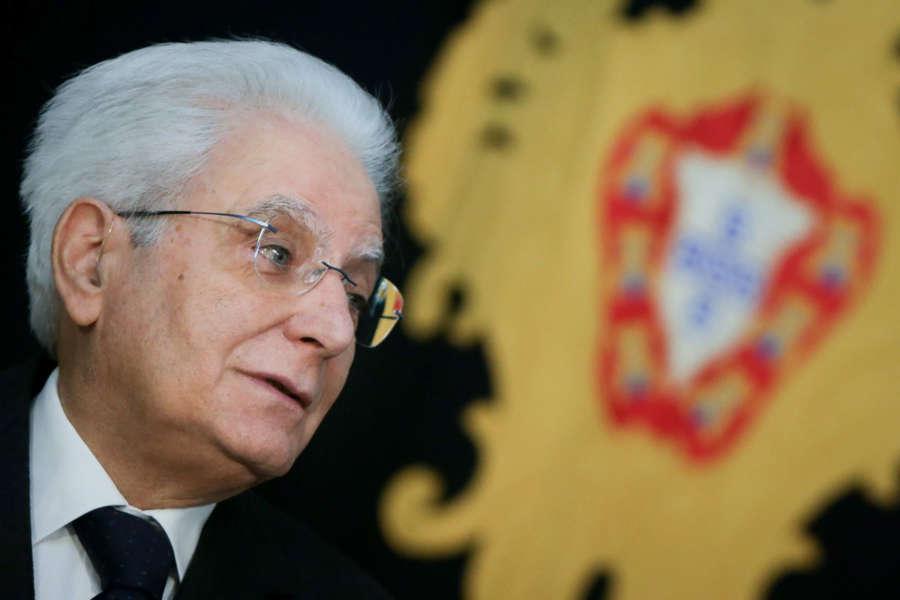 El presidente italiano tacha de poco responsable hacer peligrar el Tratado de Schengen