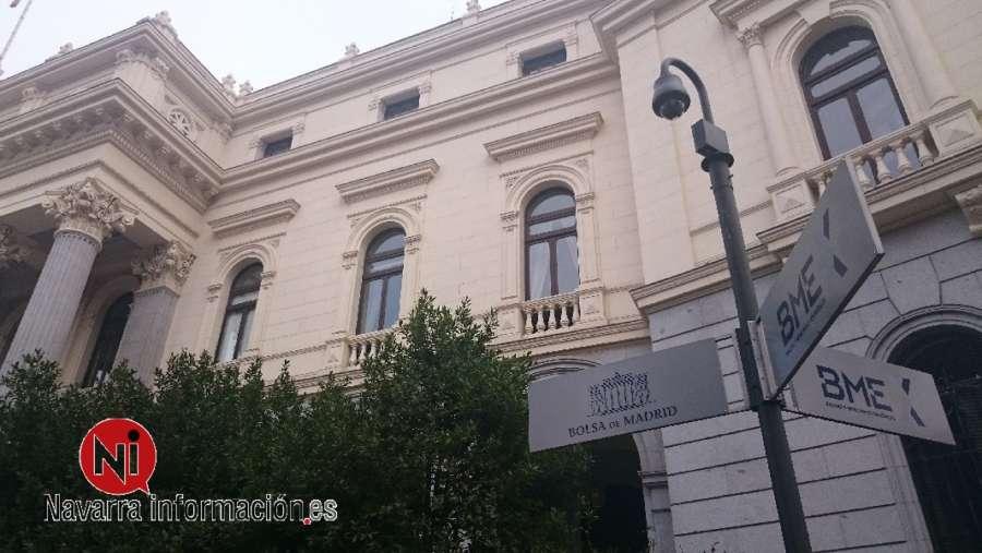 La Bolsa española registra la mayor caída en dos meses al perder el 2,09 %