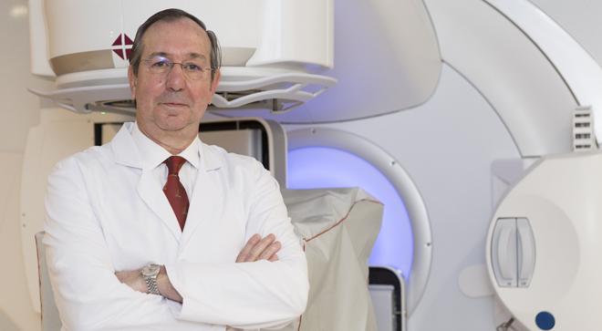 El oncólogo Felipe Calvo se incorpora a la Clínica Universidad de Navarra