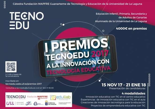 Los Premios TECNOEDU reconocen la innovación en tecnología educativa