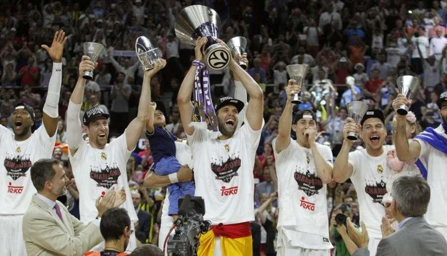 El Real Madrid entra en el Olimpo del baloncesto europeo ganando la Novena Copa de Europa