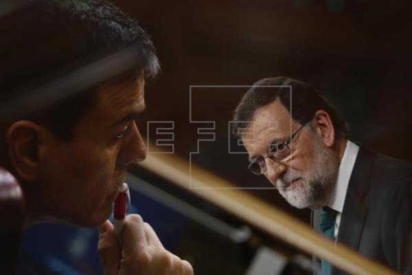 El Congreso aprueba la moción de censura que hace presidente a Pedro Sánchez