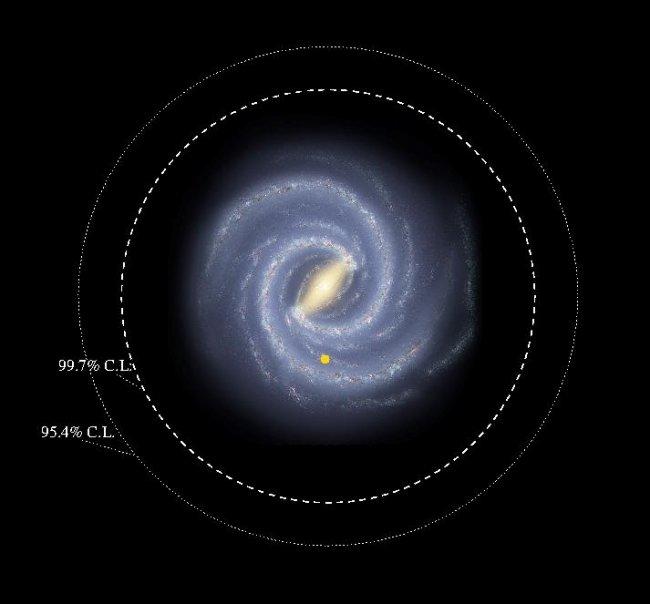 La Vía Láctea, mayor de lo estimado