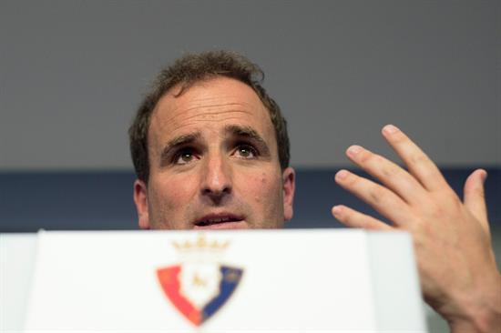 """Jagoba Arrasate: """"Empatar ante el Atlético sería un buen resultado"""""""