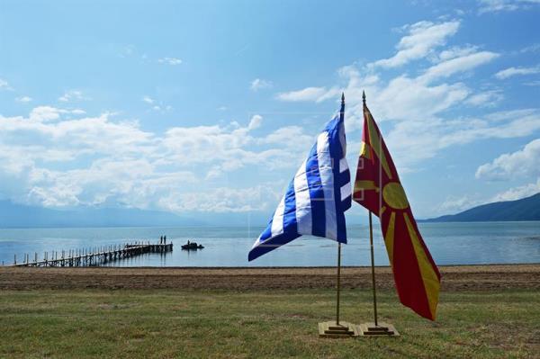 Atenas y Skopje firman el acuerdo histórico sobre Macedonia del Norte