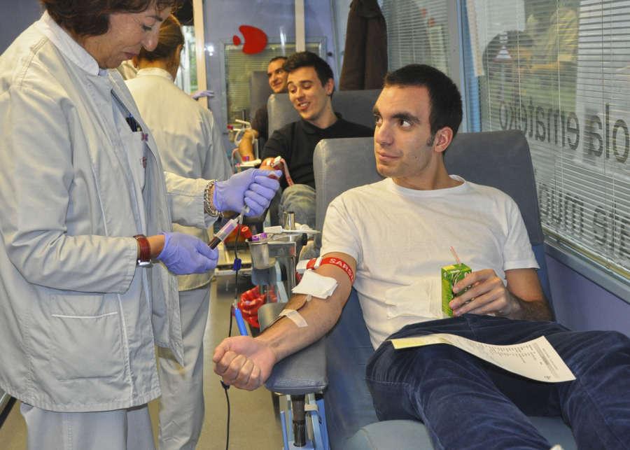 El Banco de Sangre y Tejidos de Navarra renueva la certificación internacional de Calidad ISO