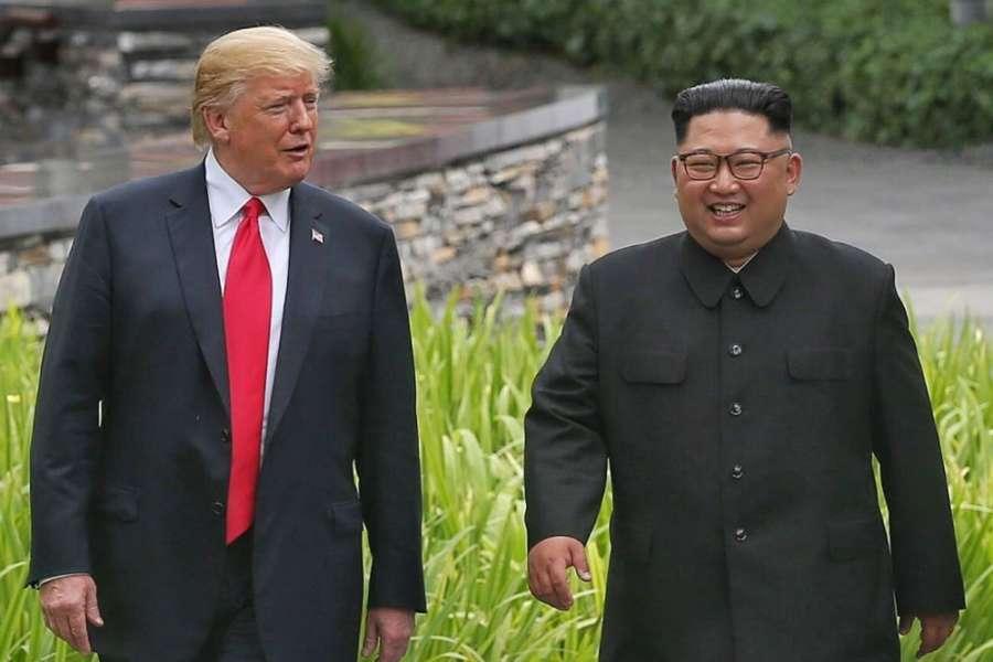 Kim Jong-un considera que la desnuclearización depende enteramente de EE.UU.