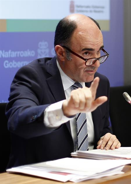 Ayerdi muestra su disposición a un nuevo convenio con el Estado sobre el TAV