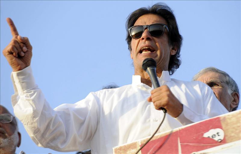 Imran Khan gana las elecciones en Pakistán
