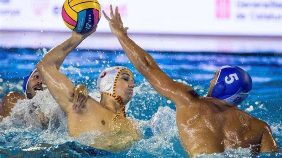 10-6. España luchará por las medallas nueve años después