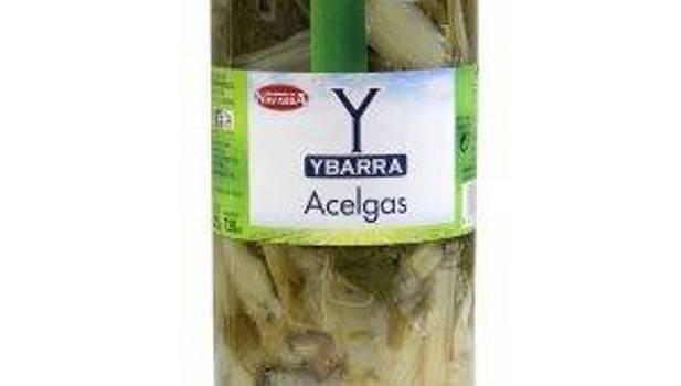 Ybarra retira todos sus lotes de conservas de acelgas