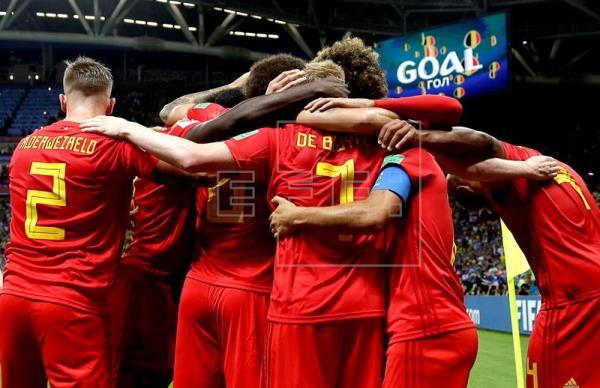 1-2: Bélgica vuelve a una semifinal y aleja a Brasil del 'hexa'