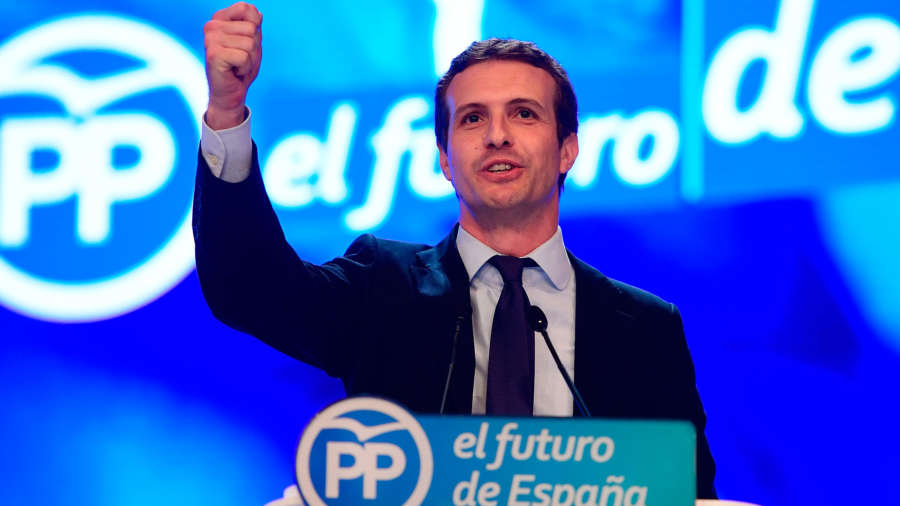 Casado espera que Rajoy esté en la apertura del curso político en 2019