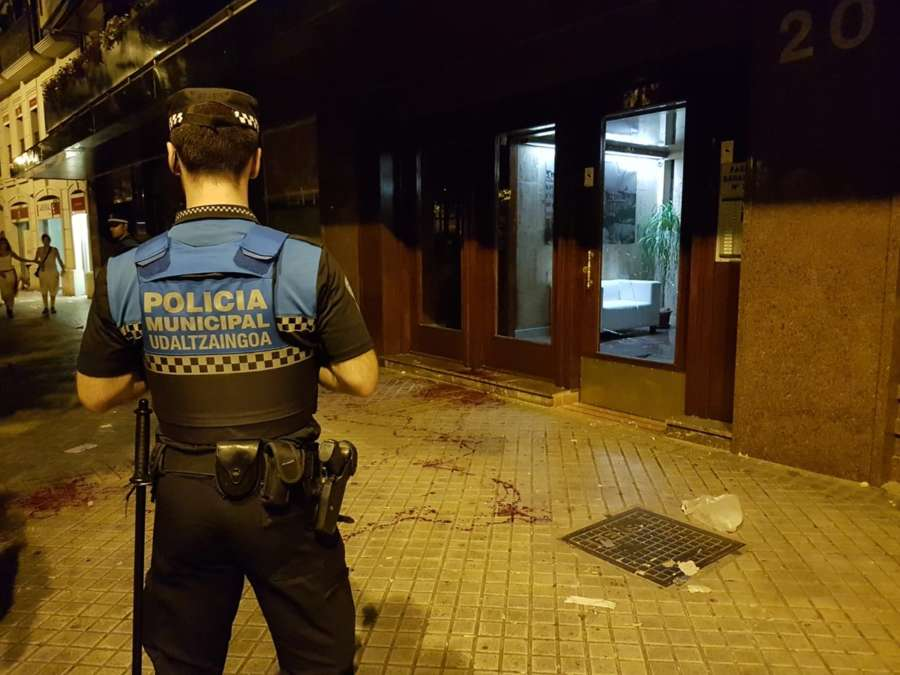 La Policía Municipal interviene en dos fiestas en domicilios en Pamplona