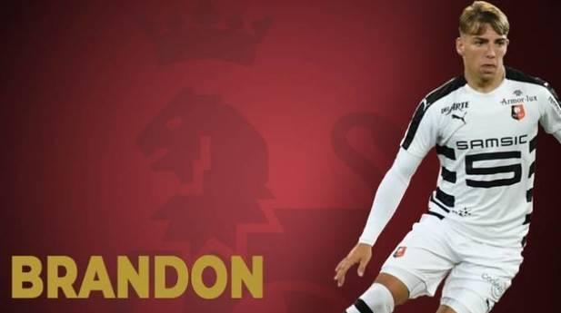 Osasuna cierra la cesión del delantero Brandon Thomas, del Stade Rennais F. C