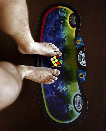 Pamplona acogerá en octubre el XV Campeonato España de Rubik