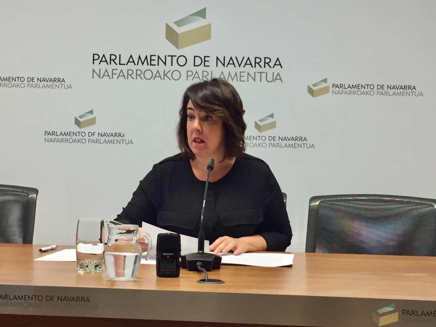 """Beltrán: """"Aznárez ha boicoteado la Mesa y Junta de Portavoces"""
