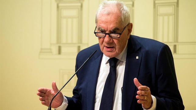 """Maragall: El 'no' del Gobierno a negociar referéndum y presos """"no nos parará"""""""
