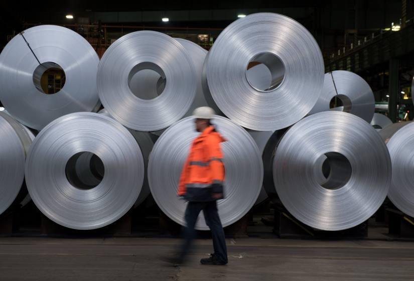 EE.UU. aumenta aranceles al acero y al aluminio de Turquía hasta 50 % y 20 %