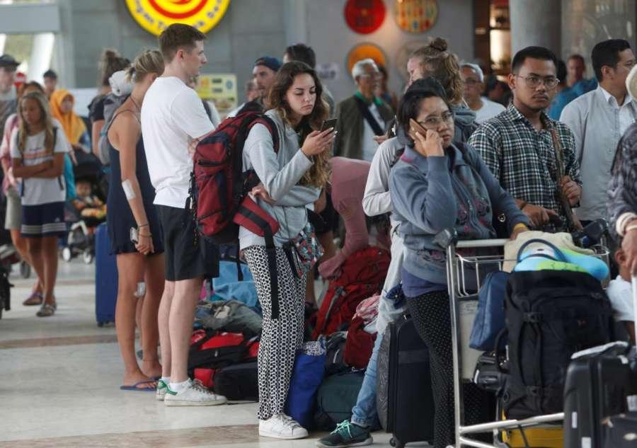 Más de 150 españoles afectados por el sismo en la isla indonesia de Lombok