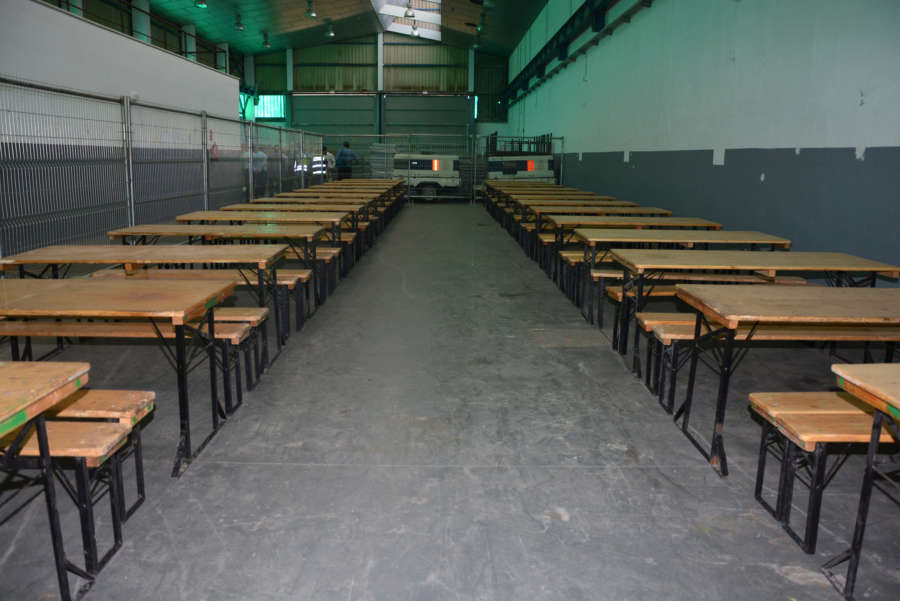El nuevo Centro de Algeciras podrá atender a unos 600 inmigrantes al día
