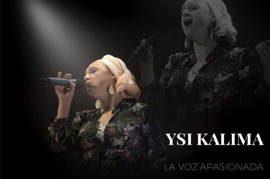 AGENDA: 18 de agosto, en plaza de las Malvas (Fitero), Ysi Kalima