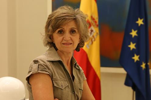 María Luisa Carcedo, nueva ministra de Sanidad