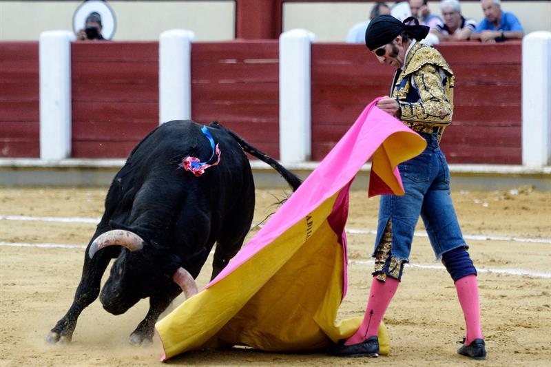 Puerta grande al coraje de Padilla y a un inspirado Fandi en Valladolid