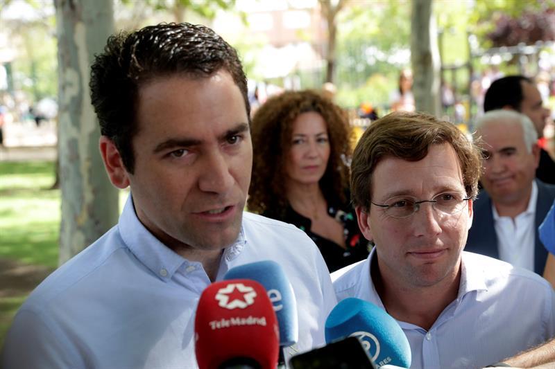 El PP califica al Gobierno de Sánchez como el de la